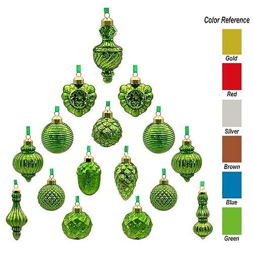 on sale 66b7e 0ca26 Antique Christmas Ornament: Amazon.com