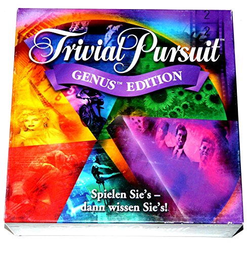 Trivial Pursuit - Genus Edition
