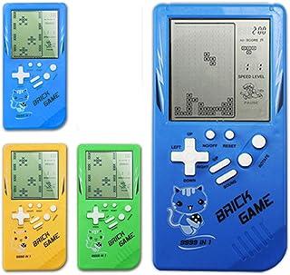 HANYF Rétro Console De Jeu Portable, Tetris Jeu Enfance Classique Jouets De Jeux Électroniques, Jouets Éducatifs pour Enfa...