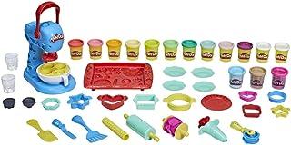 Playset پخت و پز نهایی کوکی های Play-Doh برای کودکان 3 سال به بالا با میکسر اسباب بازی ، 25 ابزار و 15 قوطی مرکب مدل سازی ، غیر سمی (اختصاصی آمازون)