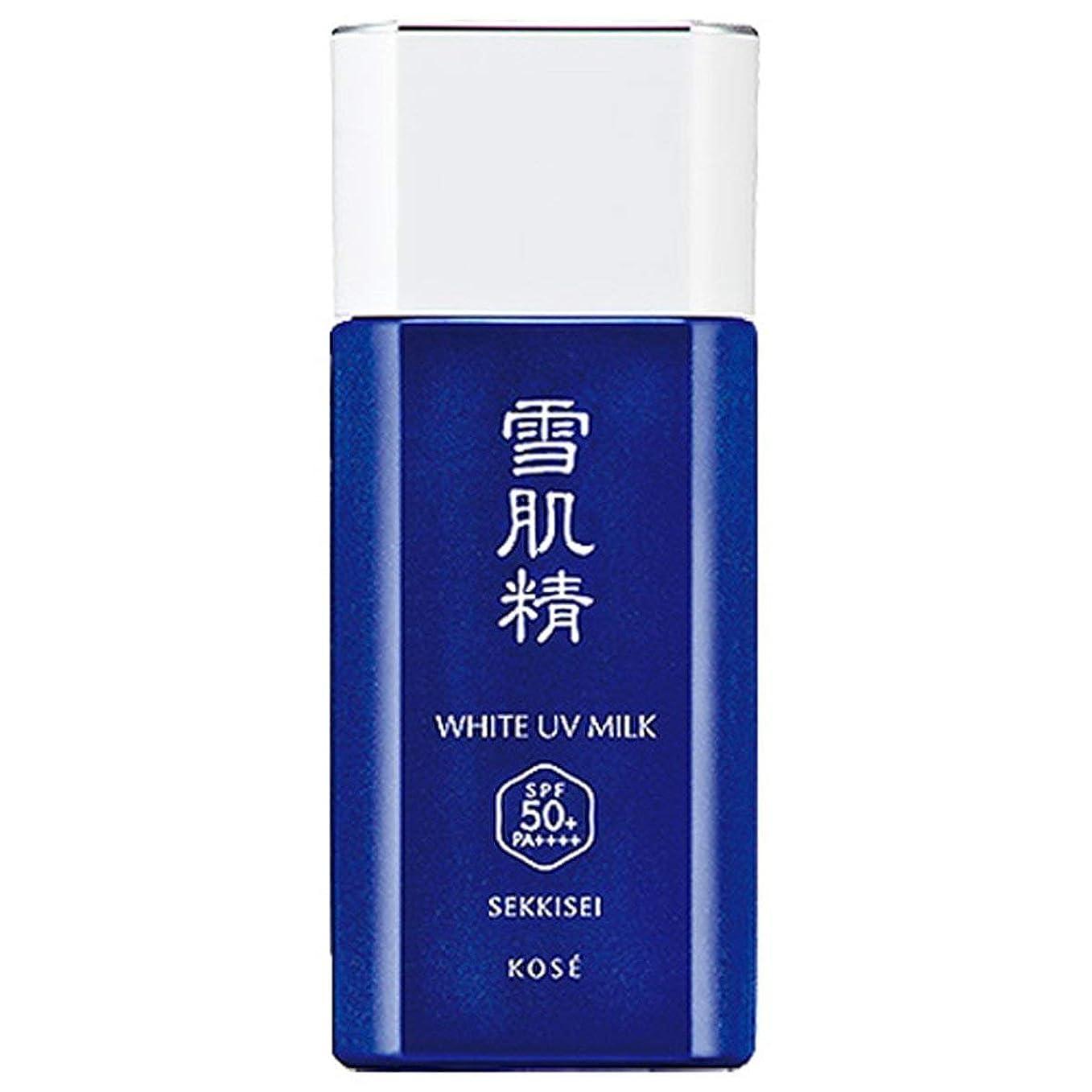 文化時二層コーセー 雪肌精 ホワイト UV ミルク SPF50+/PA++++ 60g