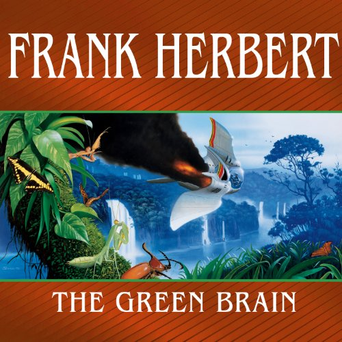 The Green Brain cover art