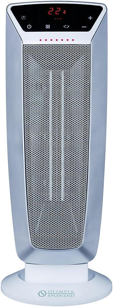 Olimpia splendid caldostile dt termoventilatore ceramico a torre 2200 w 99450