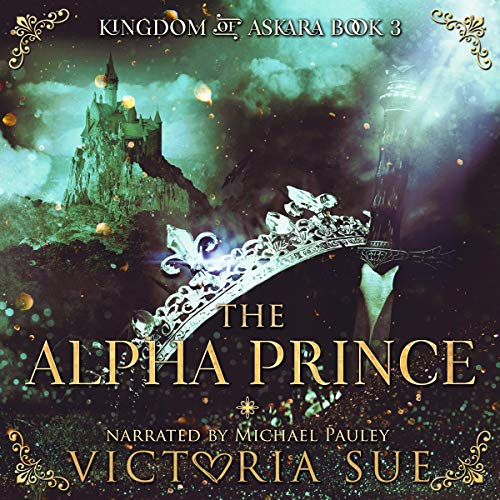 The Alpha Prince audiobook cover art