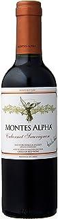 モンテス・アルファ・カベルネ・デミ [ 赤ワイン フルボディ チリ 375ml ]