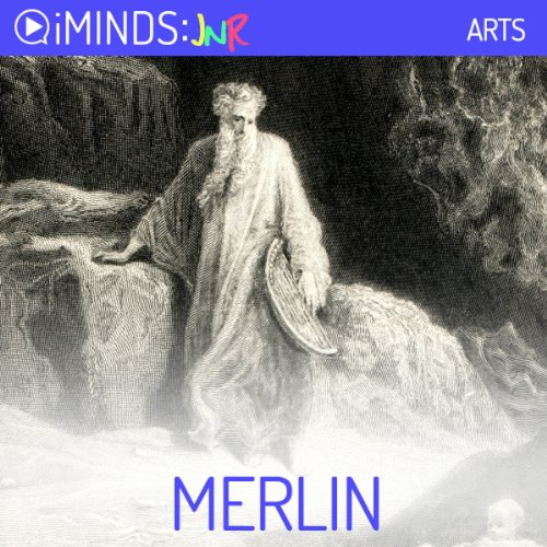 Merlin audiobook cover art