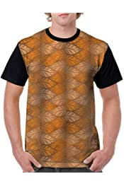 BlountDecor Classic T-Shirt,Underwater Marine Life Fashion Personality Customization