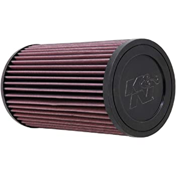 K and N E-2295 Washable and Reusable Car Replacement Air Filter