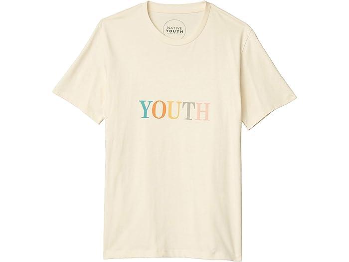 NATIVE YOUTH Verano Logo T-Shirt