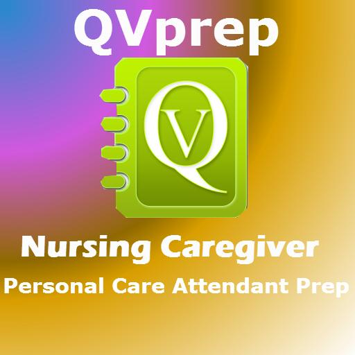 QVPrep Nursing Caregiver PCA prep f…