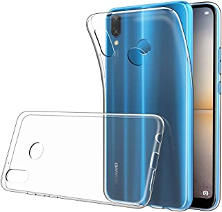 07438440759 Simpeak Funda Compatible Huawei P20 Lite, Fundas Transparente Huawei P20 Lite  Carcasa Huawei P20 Lite
