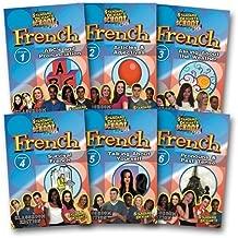 Standard Deviants School: French Super Pack - Programs 1-6