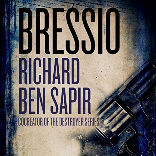 Bressio audiobook cover art