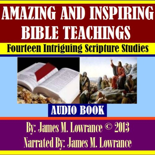 Amazing and Inspiring Bible Teachings cover art