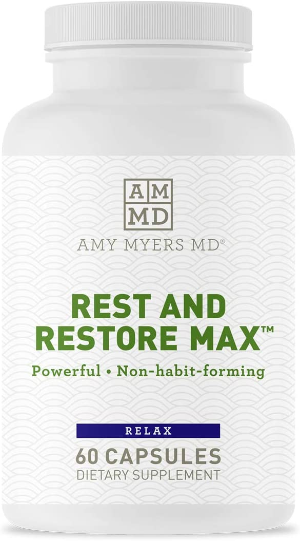 Rest and Restore 4 Financial sales sale years warranty Max by Dr. Amy for Sleep S Myers – Restful