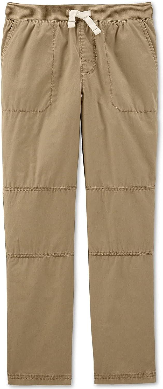 Carter's Little & Big Kids Boys Cotton Straight Pants