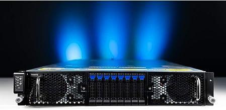 2U, 8 x NVIDIA GeForce RTX 2080 TI 11GB GPU Gigabyte G291-280 Deep Machine Learning AI Rendering HPC Graphics Rack Server ...