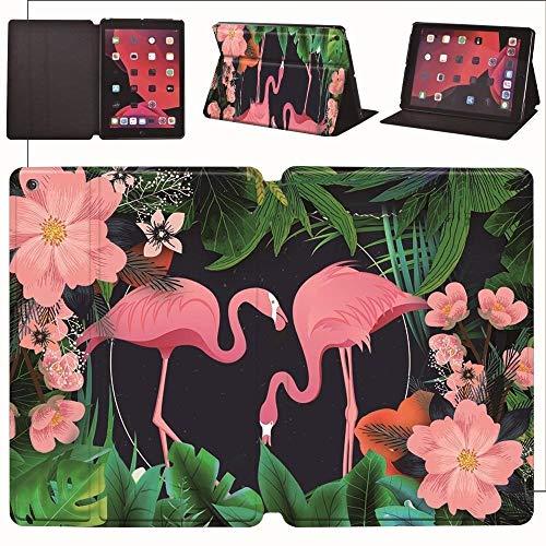 lingtai Leather Stand Tablet Cover Case Fit Ipad Mini 12345/Ipad Pro 9.7/10.5/11 Inch/Ipad Air 1/2/3/Ipad 234/Ipad 5/6/7/8 Generation (Color : Flm004, Size : IPad Air1 Air 2)
