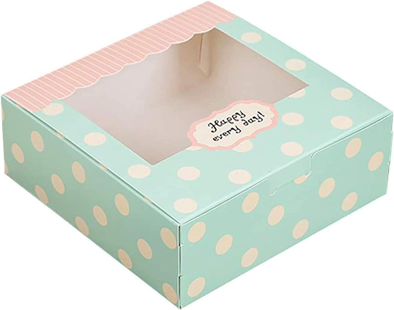 DEtrade 100 Unidades Cake Liner Tartas Muffin Caso Pastel Box Paper Box Cup Cake Decorator Tool