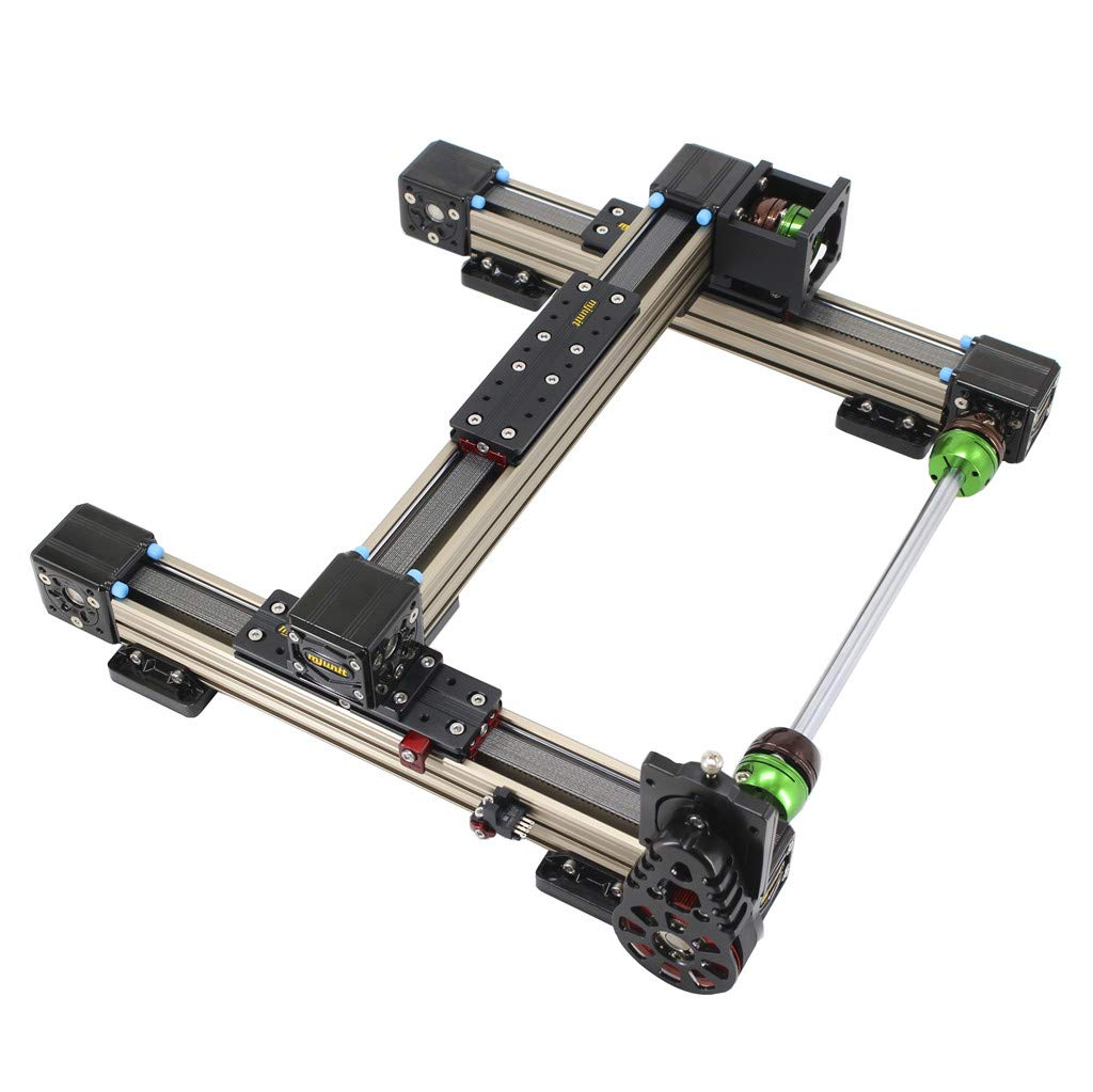mjunit MJ40S xy 2-axis CNC Small Linear Rail with 400x450mm Stro