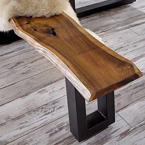 Pharao24 Baumkantentisch  Bank  Stühlen Bild 6*