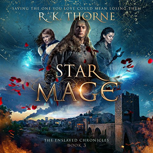 Star Mage audiobook cover art