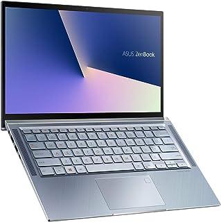 "ASUS ZenBook 14 UM431DA-AM022 - Ordenador Portátil de 14"" FullHD (Ryzen 7 3700U, 16GB RAM, 512GB SSD, AMD Radeon RX Vega 10, Endless) Metal Azul Utopia - Teclado QWERTY Español"