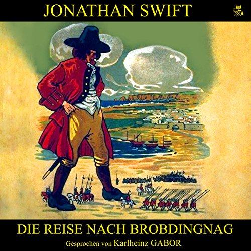 Die Reise nach Brobdingnag Titelbild