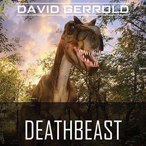 Deathbeast audiobook cover art