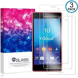 2x Sony Xperia m2 Aqua dual protección de vidrio protector de pantalla lámina de vidrio real de vidrio 9h