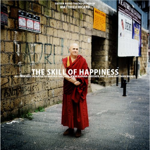 The Skill of Happiness audiobook cover art