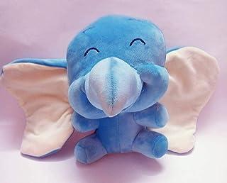 فيل فلافيلو فرو لون أزرق سماوى - مقاس صغير