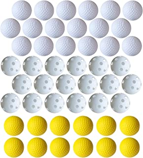 different types of wiffle balls
