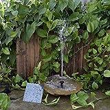 Zoom IMG-1 anself pompa acqua solare fontana