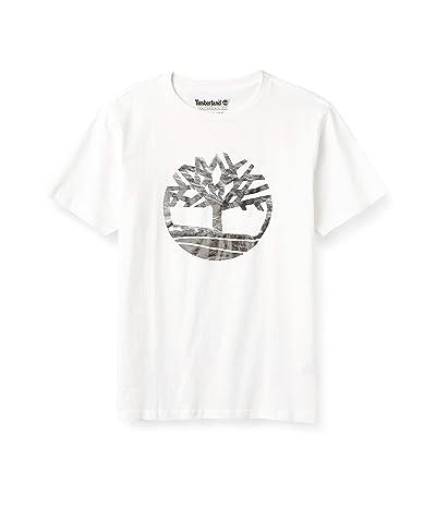 Timberland Short Sleeve Crew Neck Tree Logo T-shirt