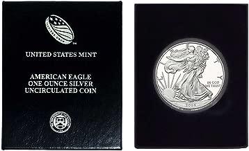 2019 American Silver Eagle inIts a Boy Holder Dollar Uncirculated Us Mint