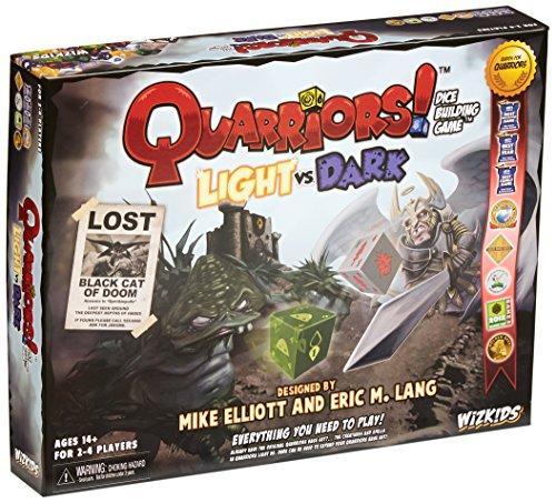 WizKids Quarriors!: Light vs. Dark Expansion Board Game