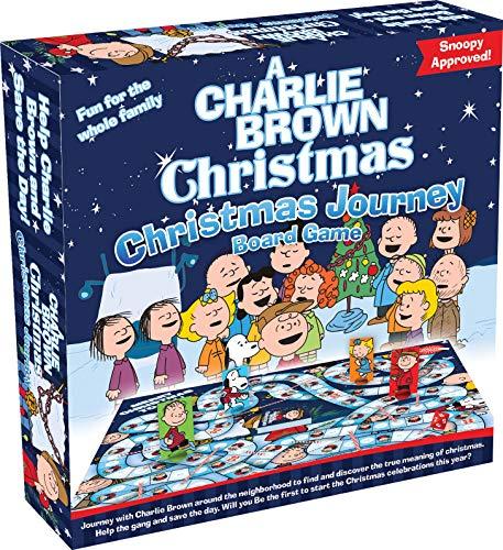 Charlie Brown Christmas Board Game