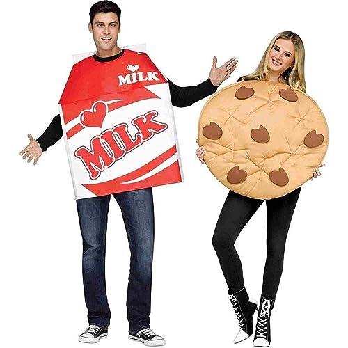 Fun World - Cookies and Milk Adult Costume