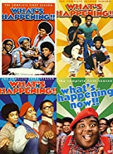 What's Happening!! - The Complete Season 1, 2, 3 & What's Happening Now!! - Season 1