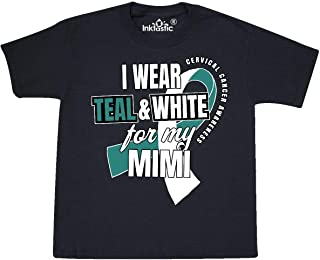 i wear teal