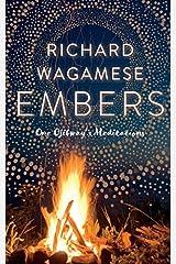 Embers: One Ojibway's Meditations Kindle Edition