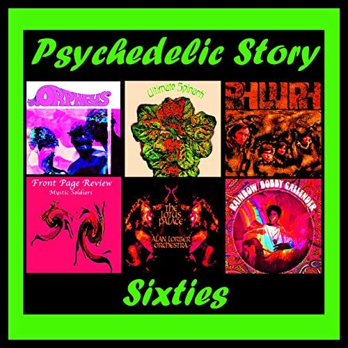 Psychedelic Story Sixties product image