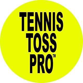 Tennis Toss Pro - Fix Your Tennis Serve Toss Forever! Best Toss = Best Serve = Best Match!