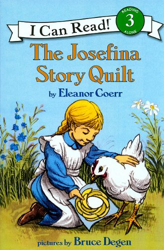 Josefina Story Quilt, the (1 Paperback/1 CD) [With Paperback Book] (I Can Read!, Level 3)