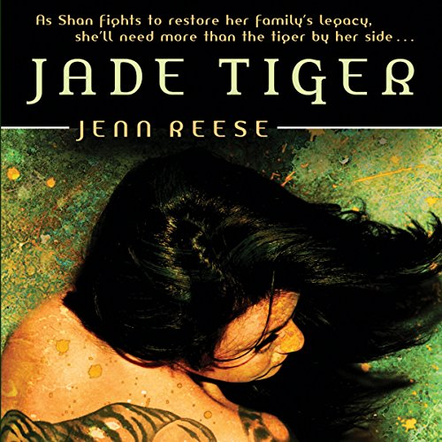Jade Tiger audiobook cover art