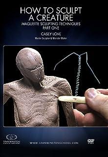 How to Sculpt a Creature: Maquette Sculpting Techniques - Part 1