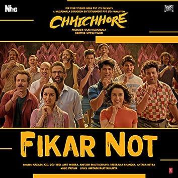 "Fikar Not (From ""Chhichhore"")"