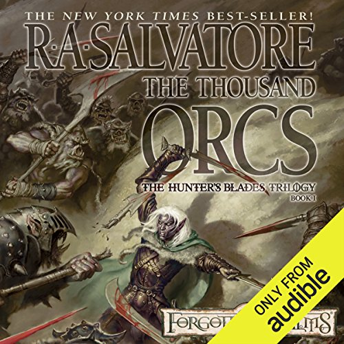 The Thousand Orcs Titelbild