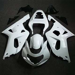 ZXMOTO Unpainted Fairings for SUZUKI GSXR 600 2001 2002 2003 / GSXR 750 K1 2001 2002 2003